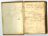 Friendship Book, 1865.  Richard H. Adams, Jr.  [digital]