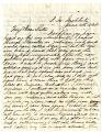 James A. Harden Civil War Letters, 1861-1865 [Digital]